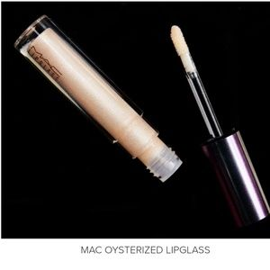 MAC Cosmetics Oysterized Lipglass Limited Edition